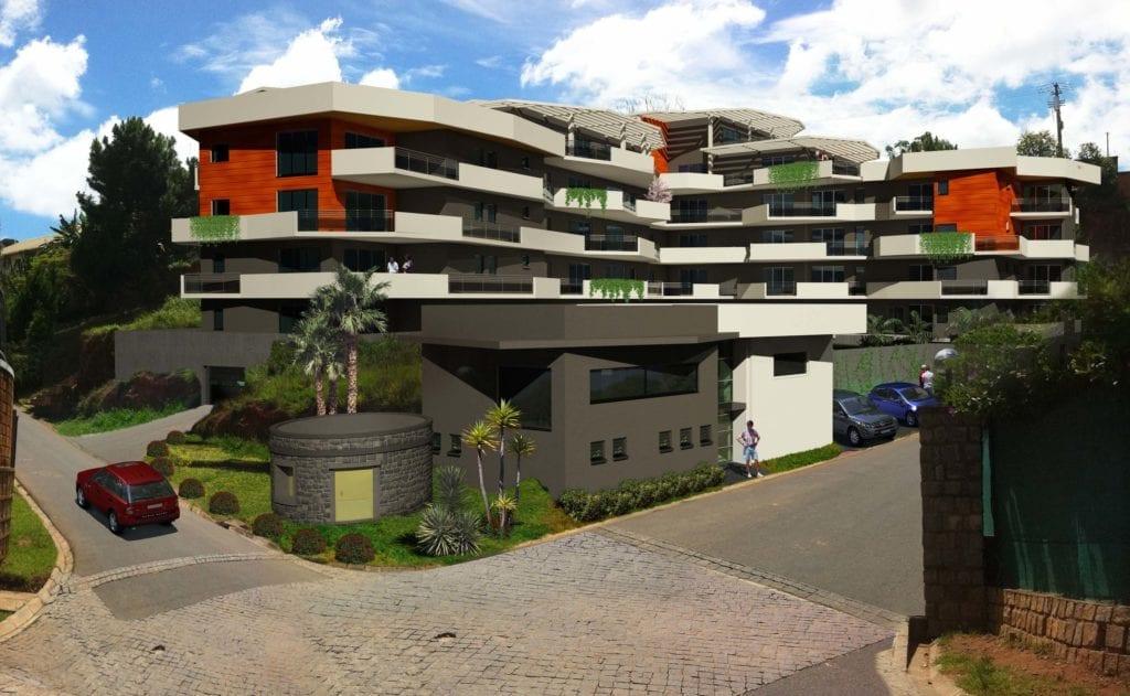 Terrasse d'Ambatobe - Perspective